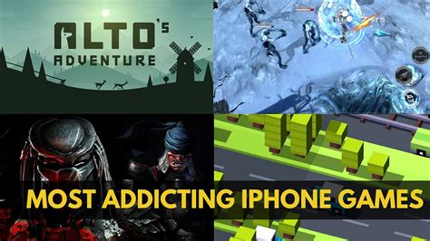 Addicting Games For Iphone
