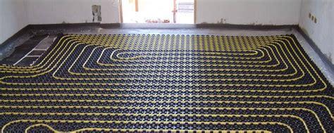 impianto termico a pavimento riscaldamento a pavimento radiante power ras cagliari