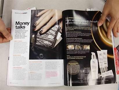 Magazine Sample Articles Layouts