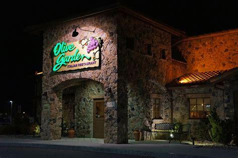 olive garden restaurante olive garden to pay for business insider