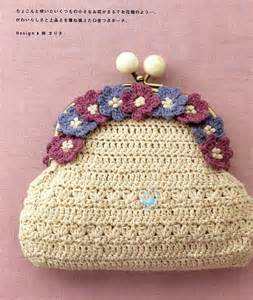 Crochet Coin Purse Bag Pattern