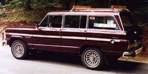 wood panel jeep cherokee question about the wood paneling international full