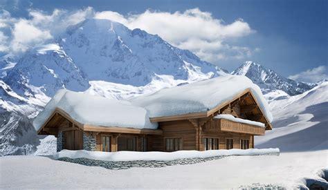 chalet in swiss alps hauswirth architekten andermatt swiss alps