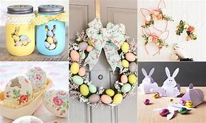 The top DIY Easter crafts tutorials from Pinterest