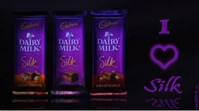 Chocolate Dairy Milk Silk Cadbury Wallpapers Ad