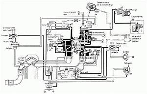 97 Nissan Pickup Engine Diagram