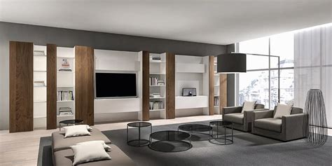 CODE comp.05, Bookcase for living room, TV furniture for