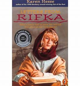 letters from rifka karen hesse 9780780725577 With letters from rifka audiobook