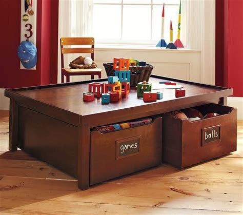 Activity Table & Carts   Traditional   Kids Tables And