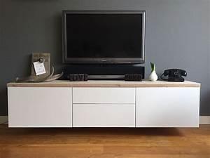 Ikea Besta Met Steigerhout Living Room Pinterest Tv