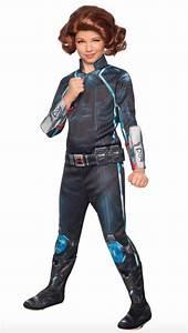 Black Widow Superhero Costume