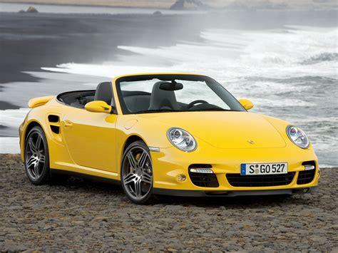 Porsche 911 Turbo Cabriolet (997) Specs & Photos