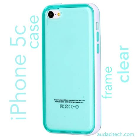 iphone 5c clear 62 accessories iphone 5c clear turquoise frame
