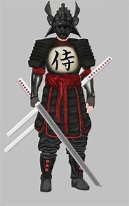 Samurai Armour by Furious-Midget on DeviantArt