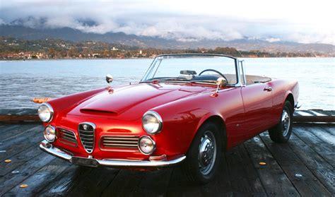 1965 Alfa Romeo Spider by 1965 Alfa Romeo Spider Information And Photos Momentcar