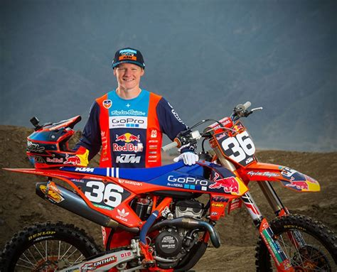 Troy Lee Designs Tld Pro Motox Athletes Offroad Dirt