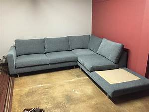 custom swivel chairs and sectional couch repholstery With sectional sofa swivel chair