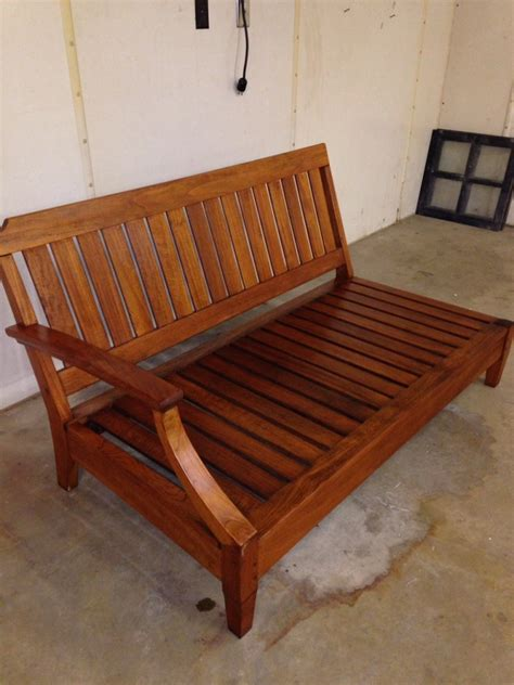 as new outdoor lounge furniture reseal and refinish
