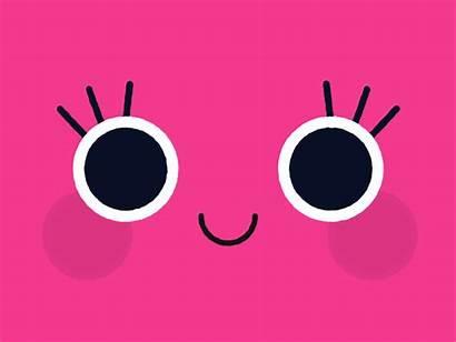 Animated Clipart Eyes Behance Cartoon Gifs Animation