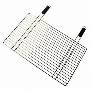 Grille Barbecue 60 X 40 : grille pour barbecue en acier chrom 40 x 68 cm outils ~ Dailycaller-alerts.com Idées de Décoration