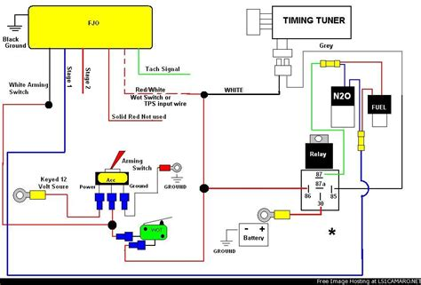 fjo wiring diagram ls1tech camaro and firebird discussion