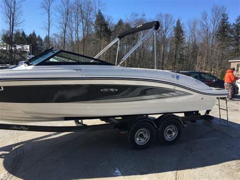 Sea Ray Boats For Sale In America by Sea Ray 210 Spx For Sale In United States Of America For
