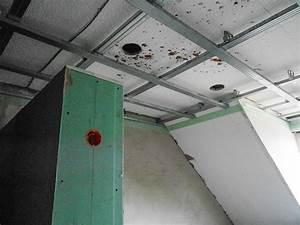 Abgehängte Decke Brandschutz : abgeh ngte decke im trockenbau stuckateur weber ~ Frokenaadalensverden.com Haus und Dekorationen