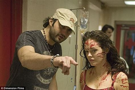 Rose McGowan's Grindhouse role was dig at Harvey Weinstein ...