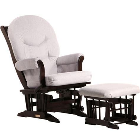 dutailier ultramotion sleigh glider glide lock recline with nursing ottoman dutailier espresso sleigh glider multiposition and ottoman
