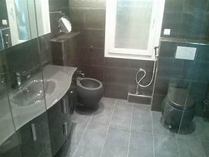 salle de bain design et moderne avec douche italienne a With salle de douche design