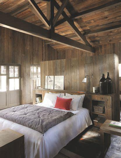 chambre adulte cocooning chambre toute en bois pour un esprit cocooning plus de