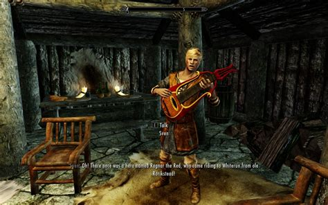 Bard Songs Overhall At Skyrim Nexus  Mods And Community