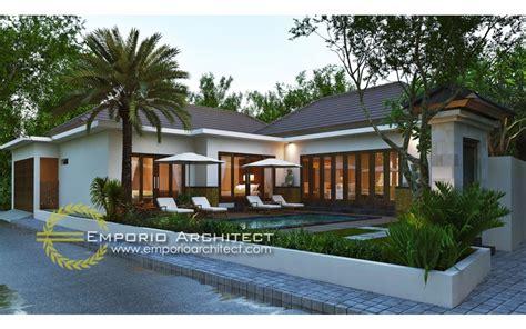 desain villa ibu juliati ii jasa arsitek desain rumah
