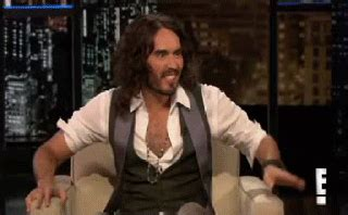 russell brand just say yes 12 celebrities who could use a bath sunny 95