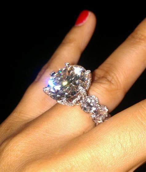 best images about wedding ideas pinterest halo cushion cut and diamonds