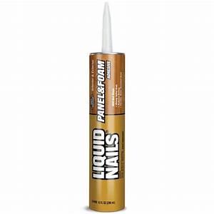 Shop LIQUID NAILS 10-oz Construction Adhesive at Lowes com