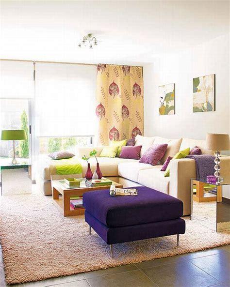 Colorful Living Room Interior Decor Ideas  Home Design