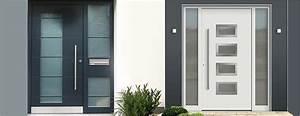 porte d39entree sur mesure au petit prix achat sur With porte d entrée pvc avec fenetre aluminium prix