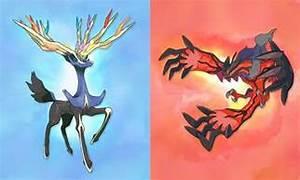pokemon x and y xerneas vs yveltal
