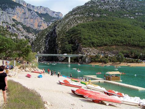 chambres d hotes verdon provence lac de sainte croix tourisme et activités