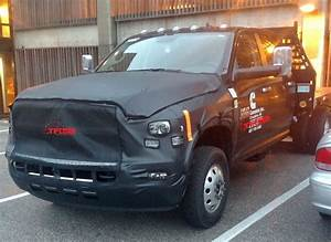 Is This A New 2018 Ram Hd Diesel  Get A Closer Look At The
