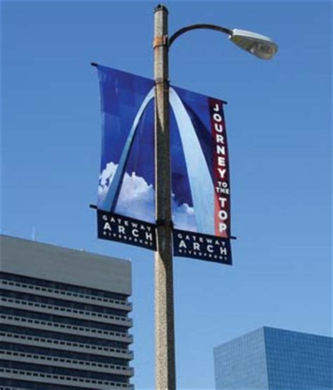 light pole banners light pole banners and pole banners commerce color