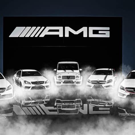 2048x2048 Mercedes Benz Amg Group Ipad Air Hd 4k