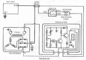 Delco Regulator Wiring Schematic : selectric typewriter museum cars 55 chevy voltage ~ A.2002-acura-tl-radio.info Haus und Dekorationen