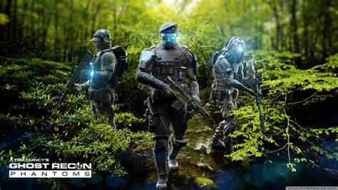 ghost recon phantoms jungle pack  emelson  hd desktop