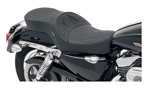 Drag Specialties Low Profile Touring Seat For Harley