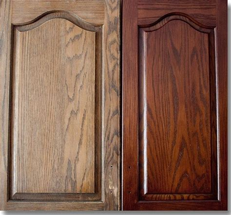 Restaining Oak Cabinets Darker by Best 25 Restaining Kitchen Cabinets Ideas On