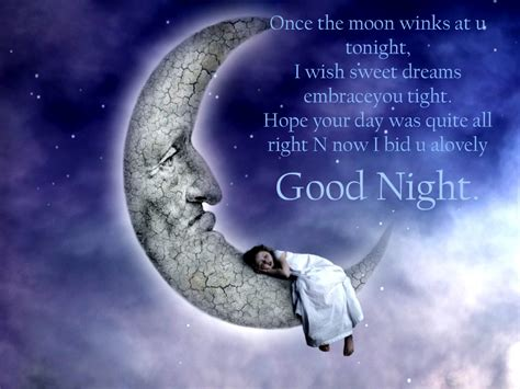 good night wishes quotes status  images pictures