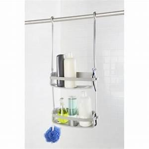 Umbra flex shower caddy grey hurn and hurn for Umbra bathroom accessories
