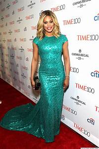 Laverne Cox's Time 100 Gala Dress Brings On The Glamour